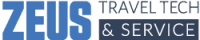 Logo Zeus Travel Tech & Service